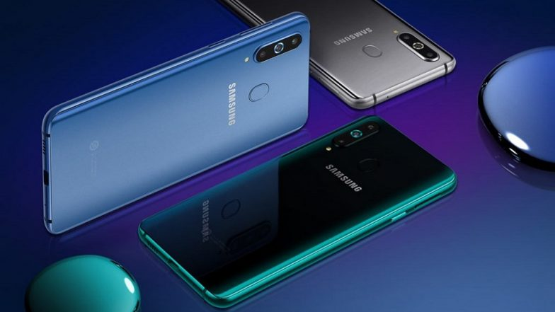Samsung Galaxy A90 Smartphone Likely To Sport Pop-Up Selfie Camera