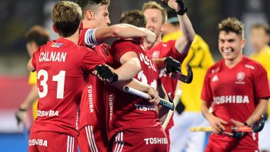 England vs Belgium, 2018 Men's Hockey World Cup Semifinal Match Free Live Streaming and Telecast Details: How to Watch ENG vs BEL HWC Match Online on Hotstar and TV Channels?