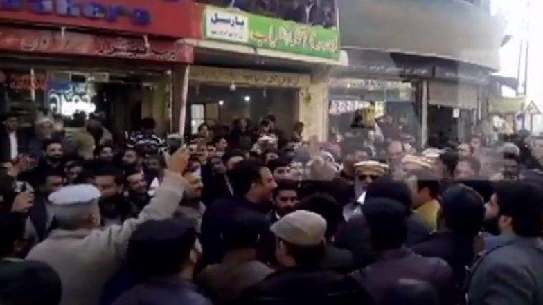 Neelum-Jhelum Hydropower Plant Project: Protests Held in PoK's Muzaffarabad Against Pakistan; Protesters Demand Termination of Project