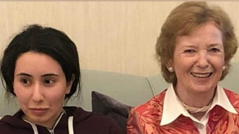 UAE Releases Photos of Princess Who Had Allegedly Tried to Flee Months Back