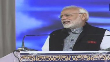 Prime Minister Narendra Modi Pays Tribute to Atal Bihari Vajpayee During Inauguration of Bogibeel Bridge, Says 'Former PM Had Vision For Development of Bridge'