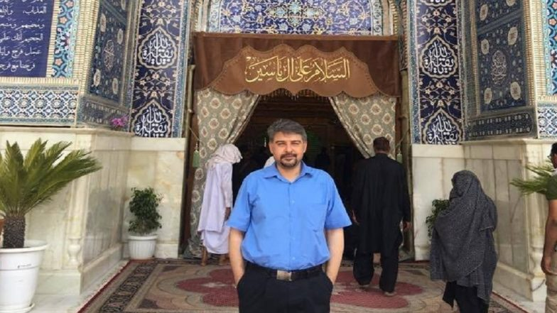Former Member of Pakistan's National Assembly Syed Ali Raza Abidi Shot Dead in Karachi