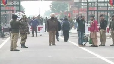India Releases Two Pakistanis; SRK Fan And Fake Indian National Return Via Attari-Wagah Border