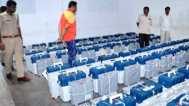 Madhya Pradesh EVM Tampering Row: Election Commission Suspends 3 Officials for Negligence, Issues Show Cause Notice to 10 Others
