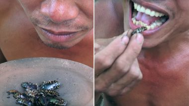 Will Eating Insects Be a Need of Future? Growing Population Could Promote Insects as Superfoods