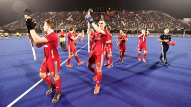Argentina vs England, 2018 Men's Hockey World Cup, 1st Quarter-final Match Free Live Streaming and Telecast Details: How to ARG vs ENG HWC Match Online on Hotstar and TV Channels?