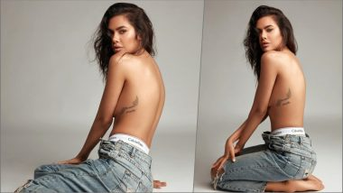 Esha Gupta Goes Topless to Flaunt Calvin Klein Knickers in Steamy Hot Photo Shoot (See Pics)