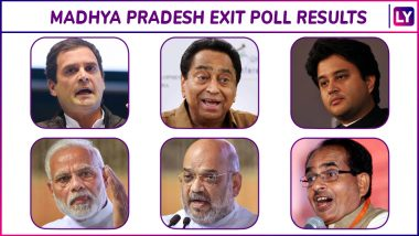 Madhya Pradesh Assembly Elections 2018: Exit Polls Give Congress Edge Over BJP