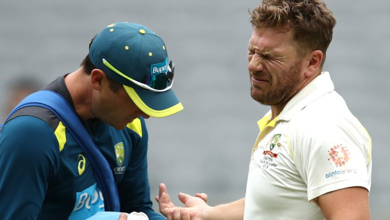 Aaron Finch Fit to Play India vs Australia Boxing Day Test at MCG