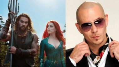 Aquaman's OST 'Ocean To Ocean' By Pitbull, A Rendition Of Toto's 'Africa', Called An Abomination By DCEU Fans! View Tweets
