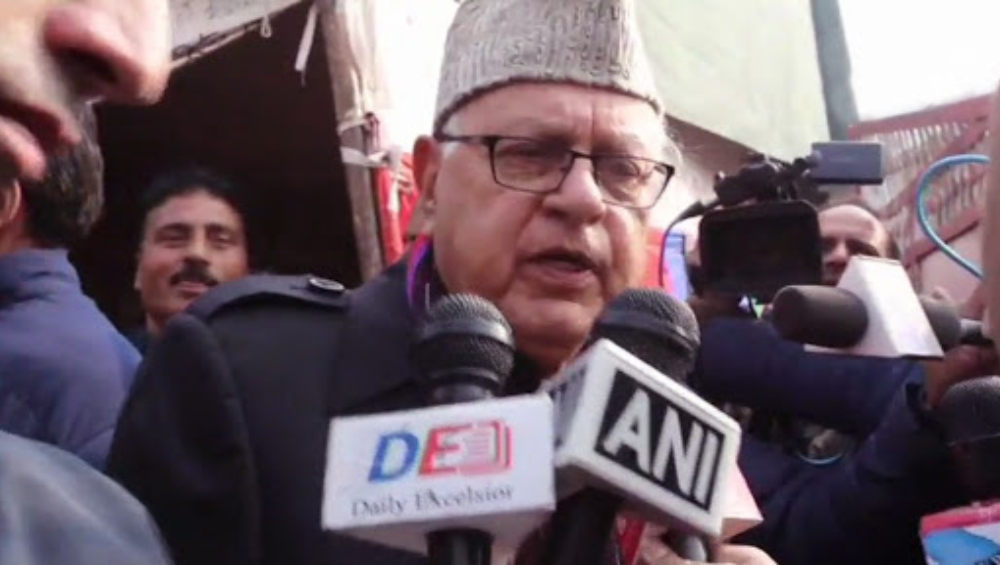 Farooq Abdullah, Detained in Srinagar Under PSA, Included in Parliamentary Defence Panel Along With Pragya Thakur