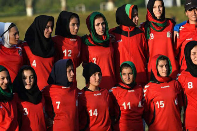 Afghanistan Women's Football Team Alleges Sexual, Physical Abuse by Coaches & Officials, Probe Ordered