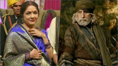 Neena Gupta in Badhaai Ho to Amitabh Bachchan in TOH & Other Senior Actors in 2018 Proved Age Is No Bar for Talent