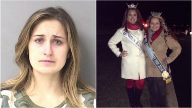 Former Miss Kentucky & Middle School Teacher Arrested for Sending Nude Pics to a Minor