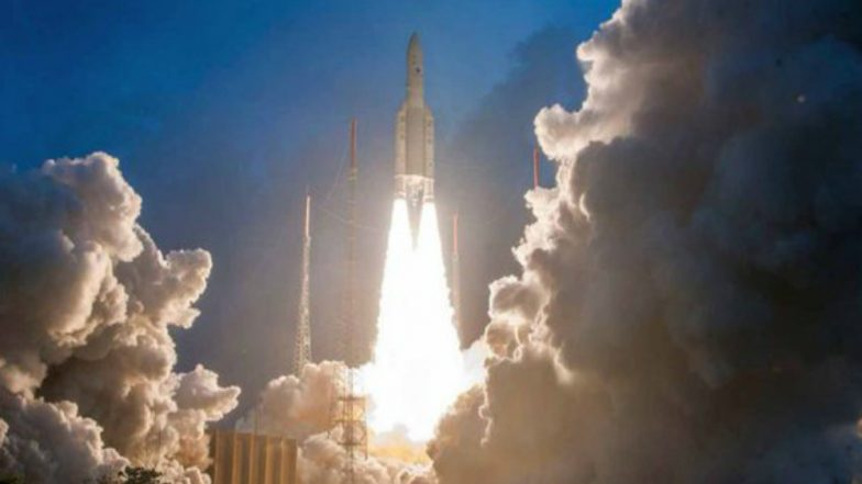 ISRO Launches GSAT-11 Satellite to Boost Broadband Connectivity in Rural Areas