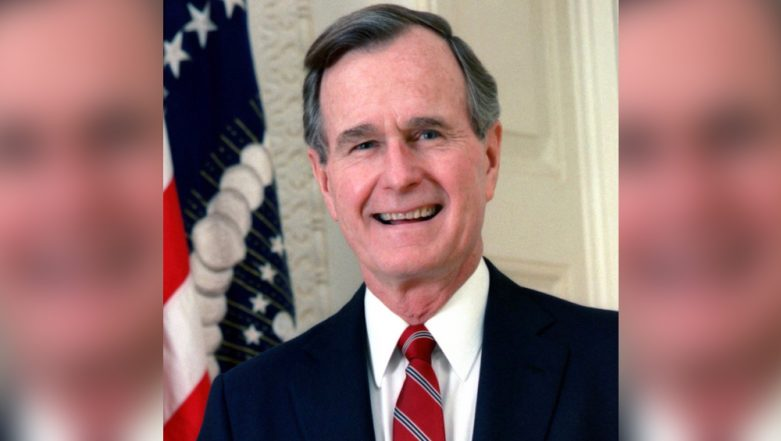 George H W Bush Passes Away, Twitterati Expresses Condolences for Former US President