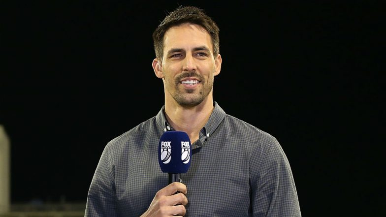 Mitchell Johnson Denies Interview With TOI, Newspaper Tweets Picture of Pacer With Journalist as Proof