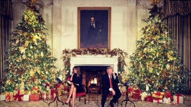 Christmas 2018: Donald Trump Wishes 7-Year-Old Girl, Says 'Believing in Santa Is Marginal for Children of Her Age'