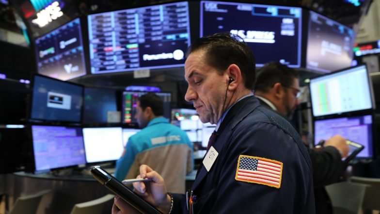 Wall Street: Losses Deepen Amid Washington Turmoil, Worst Week After 2008 Financial Crisis
