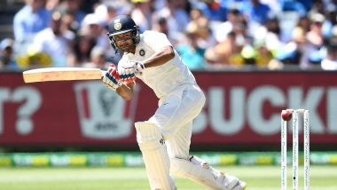 Rohit Sharma and Mayank Agarwal Bring up the Highest Partnership for India Against South Africa, 1st Test 2019, Day 2