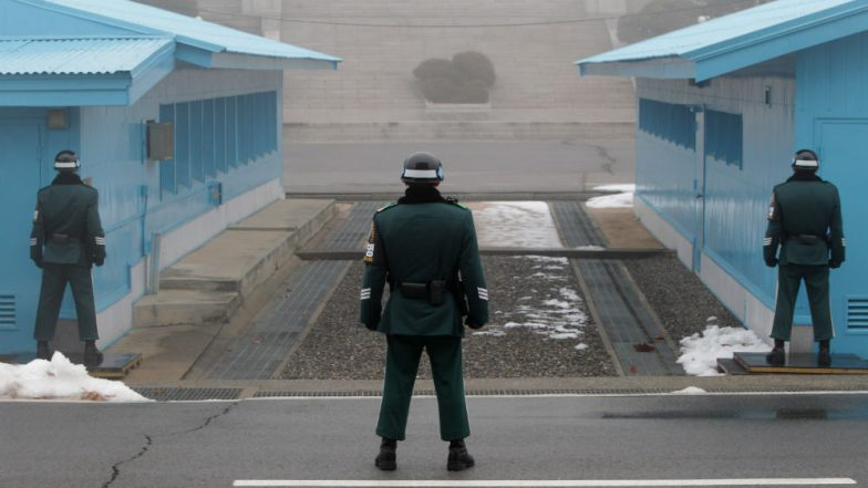 North Korean Soldier Crosses Heavily Guarded Border and Defects to South Korea