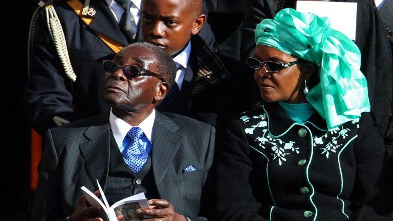 Zimbabwe Says Will Not Extradite Grace Mugabe, Wife of Ousted President Robert Mugabe, to South Africa
