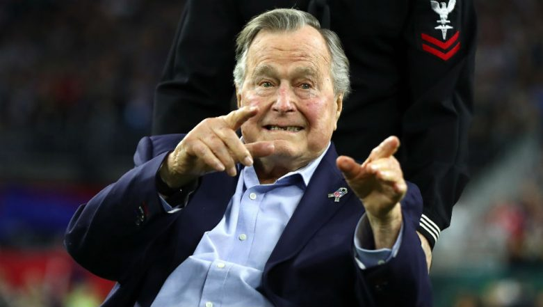 George HW Bush Funeral Service Schedule & Live Stream Details: How & When to Watch Live Telecast of Former US President's Funeral Ceremony