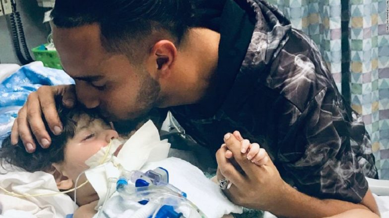 Yemeni Mother Shaima Swileh Gets Waiver From Trump's 'Muslim Travel Ban', Arrives in US to Say Goodbye to Dying 2-Year-Old Son