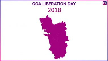 Goa Liberation Day 2018: Know History of India's Beach Capital; CM Manohar Parrikar and Others Wishing On Liberation From Portuguese