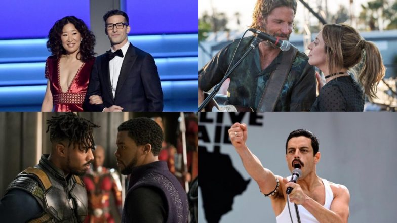 Golden Globes 2019 Nominations Are Out! Black Panther, A Star Is Born, Bohemian Rhapsody Dominate The List