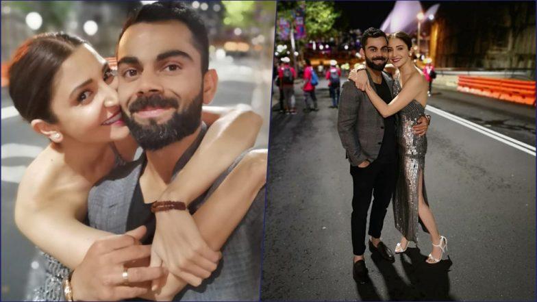 Happy New Year 2019 Wishes From Australia by Virat Kohli and Anushka Sharma! See Beautiful NYE Photo of Star Couple