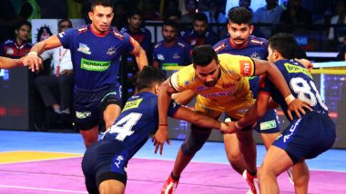 Haryana Steelers vs Gujarat Fortunegiants, PKL 2018-19, Match Live Streaming and Telecast Details: When and Where To Watch Pro Kabaddi League Season 6 Match Online on Hotstar and TV?