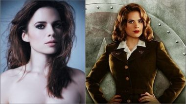 Hayley Atwell Nude Photos Leaked on XXX Website! Captain America's Peggy Carter 'Nude Selfie' and More Intimate Pics Hacked