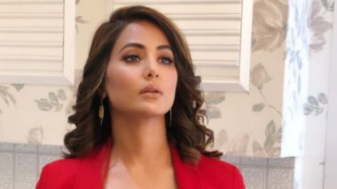Bigg Boss 12: Hina Khan Is Entering The House For The Third Time This Year And Here Are Some Deets