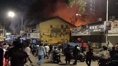 Mumbai: Fire Breaks at Trident Hotel in Nariman Point and Afzal Restaurant in Mazgaon, No Casualties Reported
