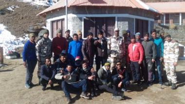 ITBP Rescues 11 People Including 5 Delhi Trekkers in Uttarakhand's Munsiari