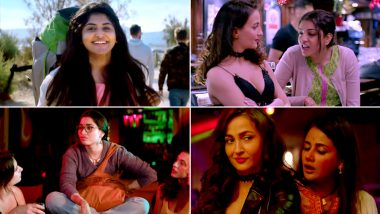 Queen Remakes: Tamannaah Bhatia's That Is Mahalakshmi, Manjima Mohan's Zam Zam, Parul Yadav's Butterfly and Kajal Aggarwal's Paris Paris - Watch All Teaser Videos Here