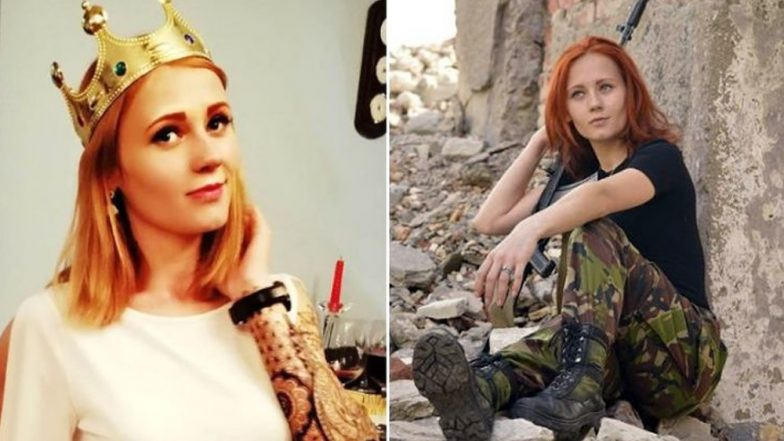 Meet Olga Shishkina, the Teenage Sniper From Ukraine Who Became a Beauty Pageant Winner