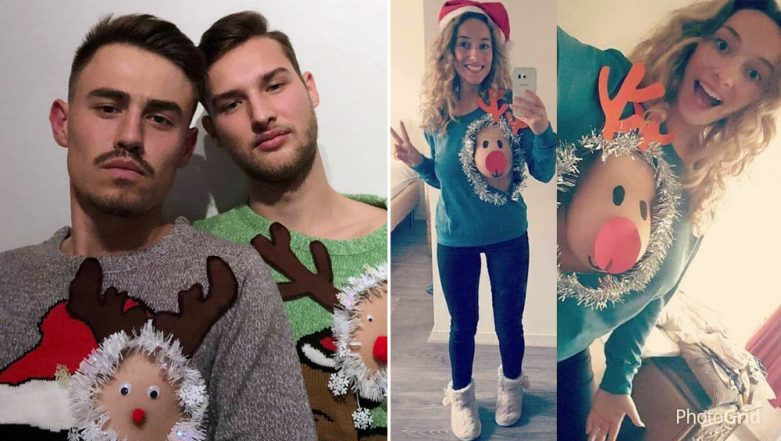 Reindeer Boobs: Would You Try This Daring Christmas Fashion Trend This Holiday Season?
