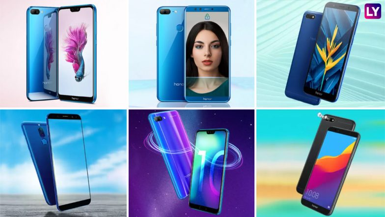 Flipkart Honor Days Sale 2018: Honor 10, Honor 9 Lite, Honor 9N, Honor 9i & More Offered with Discounts Up To 11,000