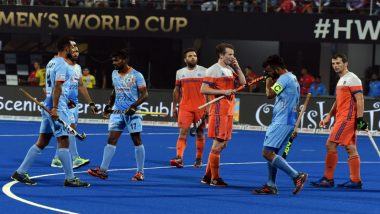 India vs Netherlands, 2018 Men's Hockey World Cup Match Highlights: Indian Team Blames Umpires for Defeat Against Netherlands