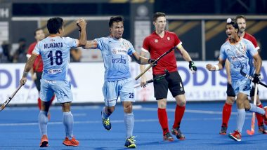 India 1-2 Netherlands, 2018 Men's Hockey World Cup, 4th Quarter-final Match Highlights: Nervy IND Lose Composure, NED Advances in Semis!