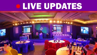 IPL 2019 Auction Highlights: Know Which Player Was Bought by Which Team in the Indian Premier League 12 Auctions in Jaipur