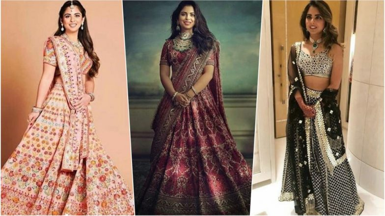 15078c1a380 Isha Ambani   Anand Piramal Wedding  These Pics of Ambani Daughter Proves  She Will Rock