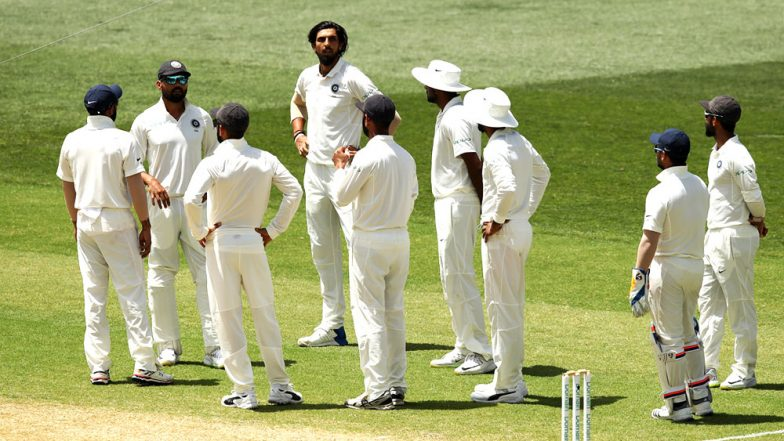 Ishant Sharma Takes a Jibe at Australian Media During a Press Conference While Discussing No -Balls