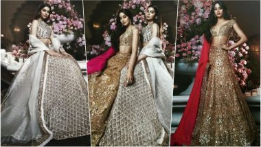 Janhvi Kapoor in Gold & Khushi Kapoor in Silver: Which Manish Malhotra Outfit Do You Like from Isha Ambani-Anand Piramal Wedding Sangeet (See Pics)