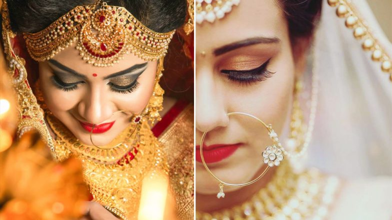Wedding Fashion Tips 2018-19: Know How to Style Accessories Like Mathapatti and Nose Rings