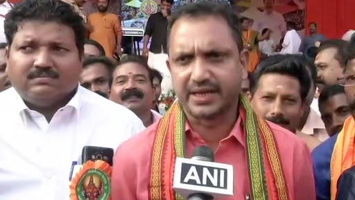 Sabarimala Temple Row: BJP Leader K Surendran Gets Conditional Bail From Kerala High Court