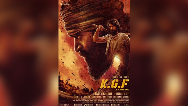 KGF Box Office Collection: Yash Starrer Is Still Minting Money, Collects Rs 37.20 Crore in Hindi