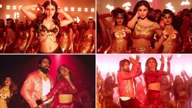 KGF Song Gali Gali: Mouni Roy Oozes Oomph With Her Sexy Dance Moves in Yash Starrer – Watch Video